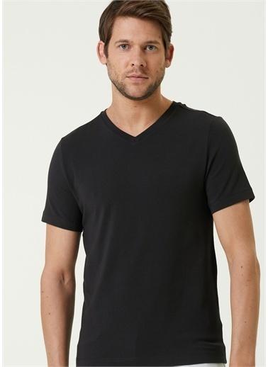 Alpha Studio Tişört Siyah